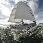 66 B??kitna Wst?ga Zatoki Gda?skiej || 2017-10-07, Gdynia, Zatoka Gda?ska, Polska || © Copyright 2017 || Yacht Klub Stal Gdynia || All Rights Reserved ||